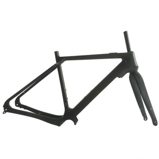 e-bike carbon frame